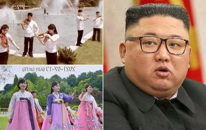 Kim Jong Un moves one of his favourite bands into his Pyongyang palace