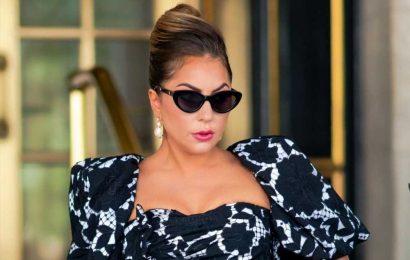 Lady Gaga stuns in star-shaped bikini