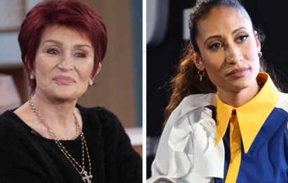 Leaked Hot Mic Audio Shows Elaine Welteroth Telling Sharon Osbourne Explosive The Talk Segment Likely WAS a Set Up
