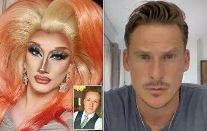 Lee Ryan denies he is transphobic after venomous attack on drag queen