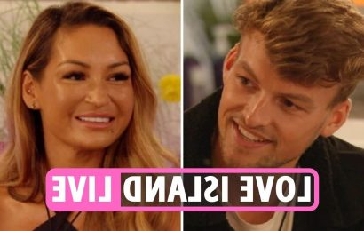 Love Island 2021 latest – Hugo teases his 'dark side' as he flirts with AJ Bunker as Aaron sets his sight on Lucinda