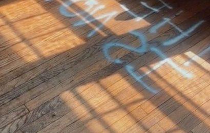 Man hides secret message under his floor to 'trigger millennials in 30 years'