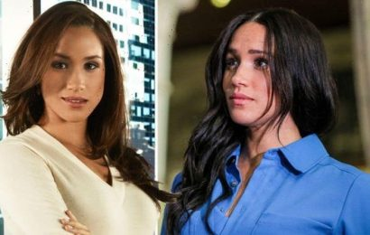 Meghan Markle 'demanded' Suits character wasn't 'over sexualised', claims expert