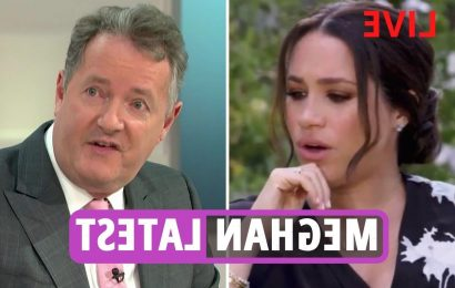 Meghan Markle latest news – Duchess may REGRET 'revengeful' Oprah chat as Piers Morgan dubs Prince Harry 'greedy twerp'