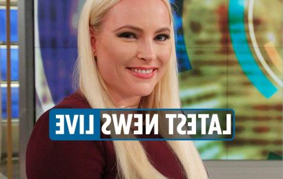 Meghan McCain The View latest news – Host set to leave show as she's 'finding a new path after feeling burned out'