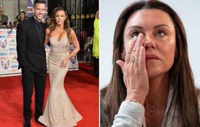 Michelle Heaton says she begged husband Hugh to leave her amid addiction hell saying 'I knew I would die'