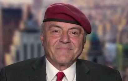 NYC mayoral candidate Curtis Sliwa sounds alarm on 'slow creep of CRT' in city's public schools