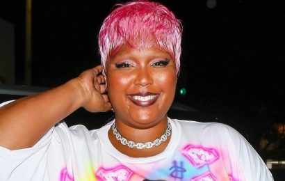 OK, but Maybe Magenta Is the Way to Go This Summer? See Lizzo's Hot Pink Pixie Cut Wig