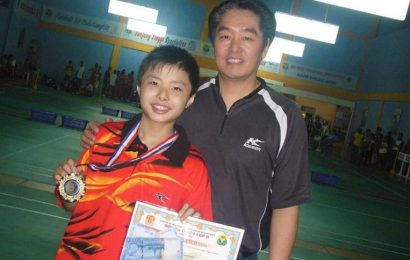 Olympics: From Tampines to Tokyo, China shuttler Shi Yuqi now a smash hit after S'pore stint