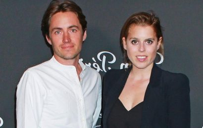 Princess Beatrice and Edoardo Mapelli Mozzi mark their first wedding anniversary with a touching tribute