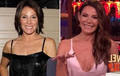 RHONY fans think Luann de Lesseps, 56, looks 'so different' but 'incredible' on WWHL and is 'aging in reverse'