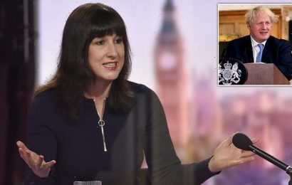 Rachel Reeves says Labour IS willing to hike taxes to fix social care