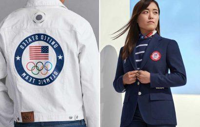 Ralph Lauren unveils 'cool' Olympics 2021 Opening Ceremony uniforms