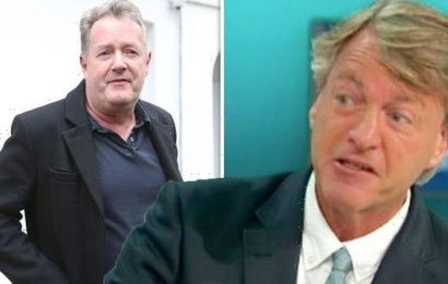 Richard Madeley hits out at GMB 'trial' to replace Piers Morgan 'Done it dozens of times!'