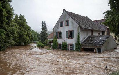 Scores dead, dozens missing as floods sweep through western Europe