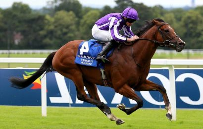 St Mark's Basilica produces devastating performance to win the Coral-Eclipse for 'nervous' Aidan O'Brien