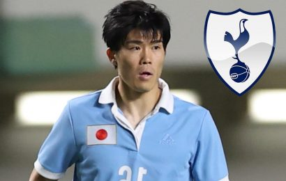 Takehiro Tomiyasu 'wants to join Tottenham' with talks ongoing for Japan star but Atalanta threatening to hijack deal