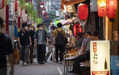 Team GB athletes told to stay out of Tokyo restaurants serving alcohol