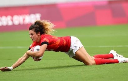 Team GB get their women's rugby sevens campaign with a win