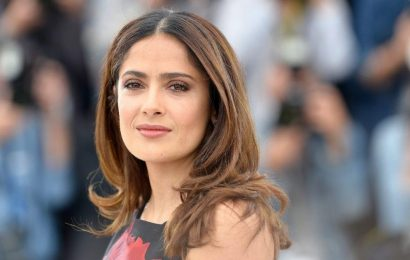 'The Matrix': Salma Hayek Was a Finalist for Trinity Until the Physical Test