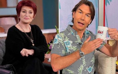 The Talk 'nearing deal' with Jerry O'Connell to join cast amid ratings plummet after host Sharon Osbourne's shock exit