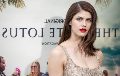 'The White Lotus': Alexandra Daddario Lucked Her Way Into the Cast