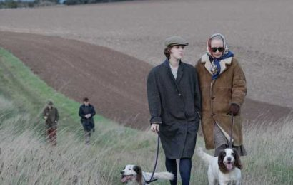 Tilda Swinton's Dogs Won Acting Prizes at the Cannes Film Festival