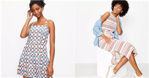 To Achieve Both Stylish and Practical Looks, Add These 15 Loft Pieces to Your Cart