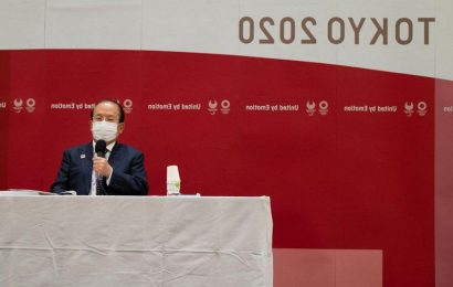 Tokyo 2020 chief refuses to rule out last-minute Olympic Games cancellation