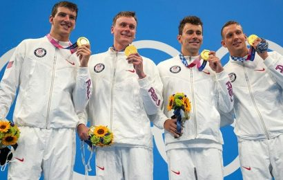 Tokyo Olympics 2020: Americans who have won gold medals at the Games