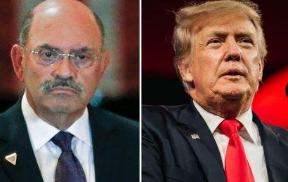 Trump Organization CFO Allen Weisselberg, 73, is REMOVED from top positions after Trump blasts tax fraud charges