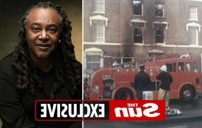 Uprising: 'My skin melted and I jumped from window in New Cross fire that also killed 4 of my friends and girlfriend'