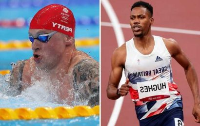 What's on at Olympics TODAY? UK start times and full Tokyo schedule as Team GB continue their medal hunt on Sunday