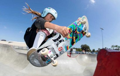 When is Sky Brown competing at Tokyo 2020: Date, UK start time, live stream, TV channel for 13-year-old Olympian's event