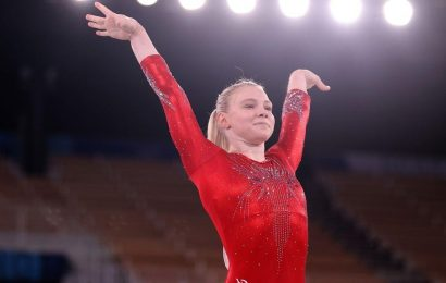 Who Is Jade Carey? Meet the Gymnast Stepping in for Simone Biles
