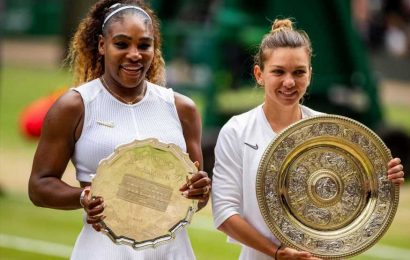 Why do Wimbledon Ladies winners get a plate and the men a trophy? The Venus Rosewater Dish explained