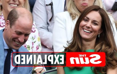 Why is Kate Middleton not isolating?