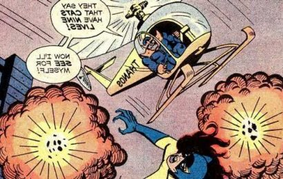 Yes, That Was a Thanos Helicopter on This Week's 'Loki'