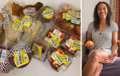 'I paid nothing': Savvy shopper shares how to get free yellow sticker bargains from Tesco
