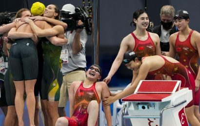 'One China', three flags: Beijing's pursuit of Olympic dominance ramps up