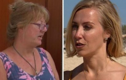 A Place in the Sun guest shuts down Laura Hamilton before search begins 'If it was easy'
