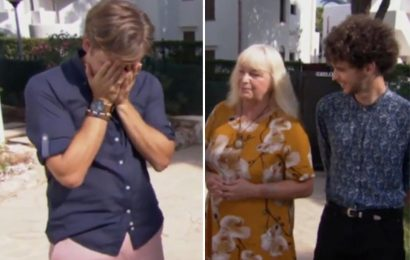 A Place in the Sun's Ben Hillman pleads 'where am I going wrong?!' as fussy guest pushes him over the edge