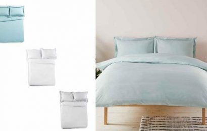 Aldi launches new bamboo bedding range online – with prices from £4.99