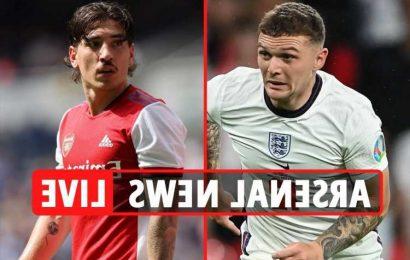 Arsenal transfer news LIVE: Trippier EXCLUSIVE – £34m star could replace Bellerin, Bernardo Silva latest, Lacazette