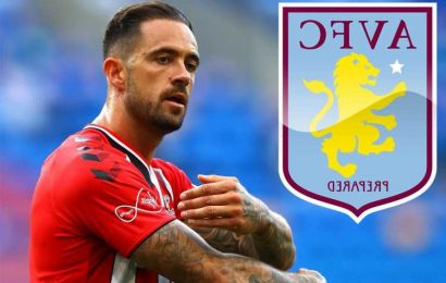 Aston Villa complete shock £25m transfer of Southampton striker Danny Ings on same day they signed Leon Bailey for £30m