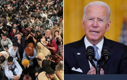Biden could be IMPEACHED as Republicans eye the 25th Amendment for 'disastrous events' in Afghanistan