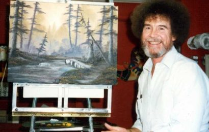 Bob Ross fans horrified at secret battle behind his painting empire in new Netflix doc Happy Accidents, Betrayal & Greed