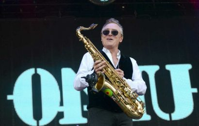 Brian Travers dead aged 62 – UB40 star dies after 'long and heroic' cancer battle