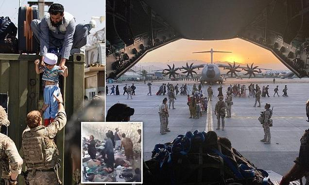 Britain pulls the plug on Kabul airlift
