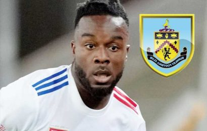 Burnley have £15m Maxwel Cornet transfer bid accepted by Lyon as Sean Dyche closes in on Ivorian left-back